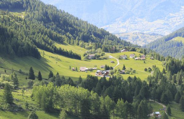 Ferienwohnungen in Trentino